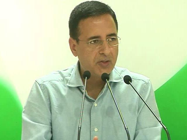 Videos : अगस्ता मामले में कांग्रेस का बीजेपी पर पलटवार; कहा- झूठे आरोपों के लिए माफी मांगो