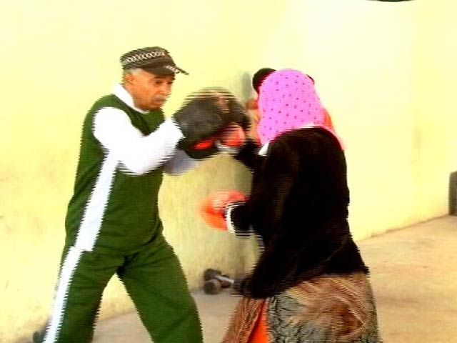 Video : Mapping Karachi: The Women Boxers Of Lyari