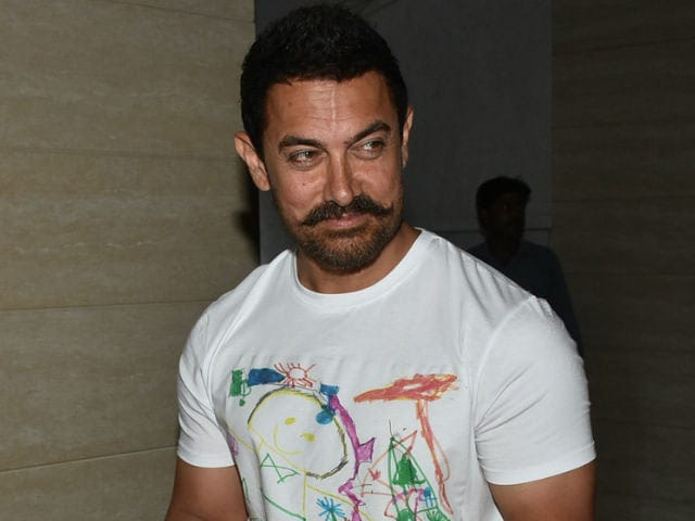 Aamir Khan is the Next Secret Superstar