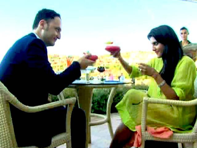 Video : An Aperitif With Ambika Anand In Italy