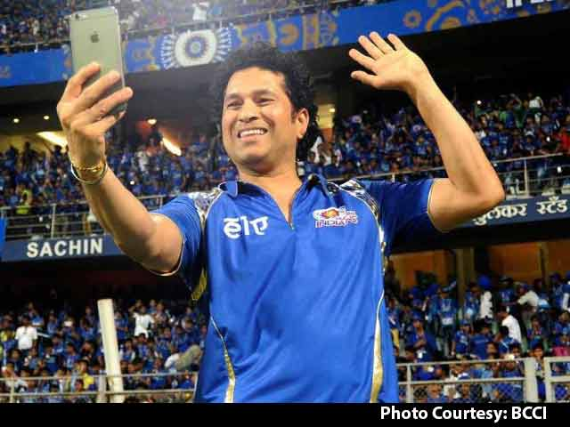 Video : Sachin Tendulkar Becomes Rio Olympics Goodwill Ambassador
