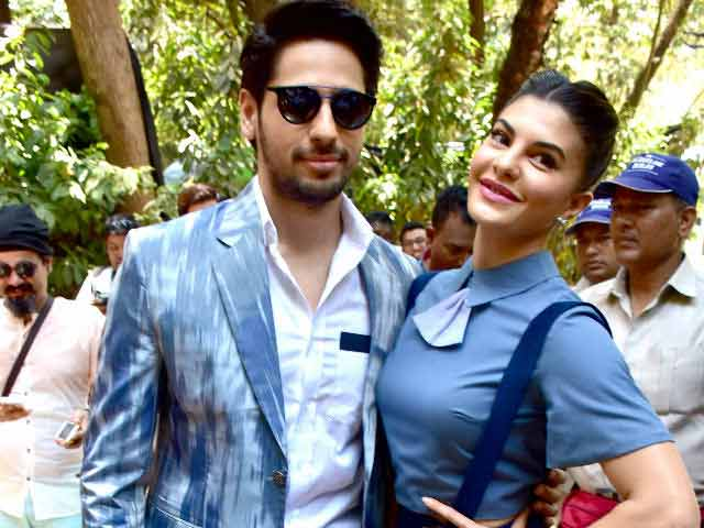 Jacqueline And Sidharth in Raj And DK's Next