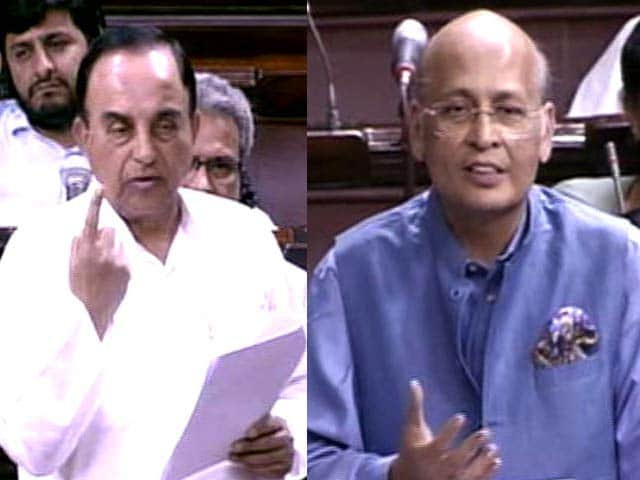 Video : Agusta Faceoff In Parliament: The Highlights