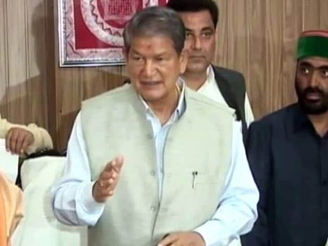 Video : Suggestion For Uttarakhand Floor Test Under Serious Consideration