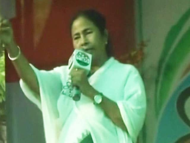 Video : On Eve Of Last Phase Of Polls, Mamata Takes A Break. CPM Suspicious