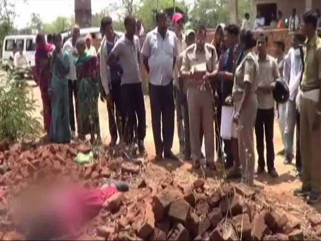 Video : Jharkhand Student Found With Her Hands Chopped Off, Head Smashed