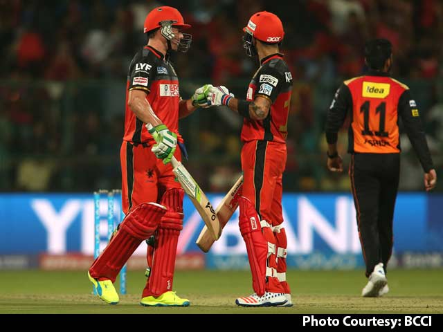 'Virat Kohli, AB De Villiers Best of This Generation'
