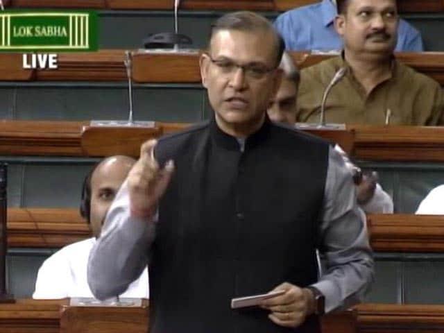 Video : Bankruptcy Bill Passed By Lok Sabha