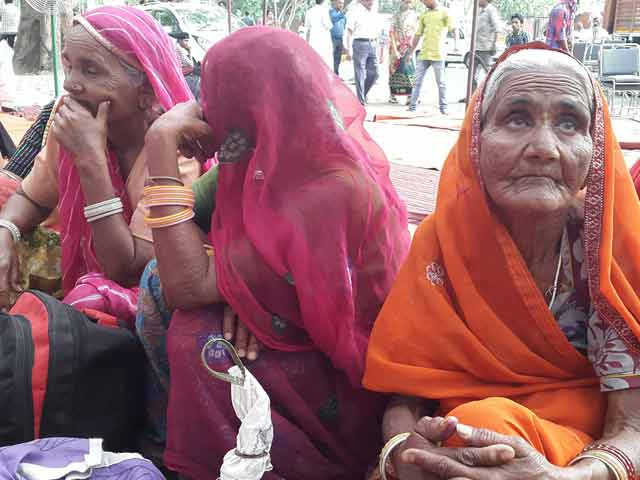 Video : Why Poor Pensioners Are Sending Rs. 7 Each To PM Modi