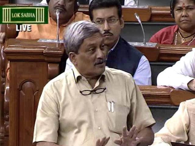 Video : 'Agusta Scam Could Have Been Stopped In 2012,' Says Defence Minister