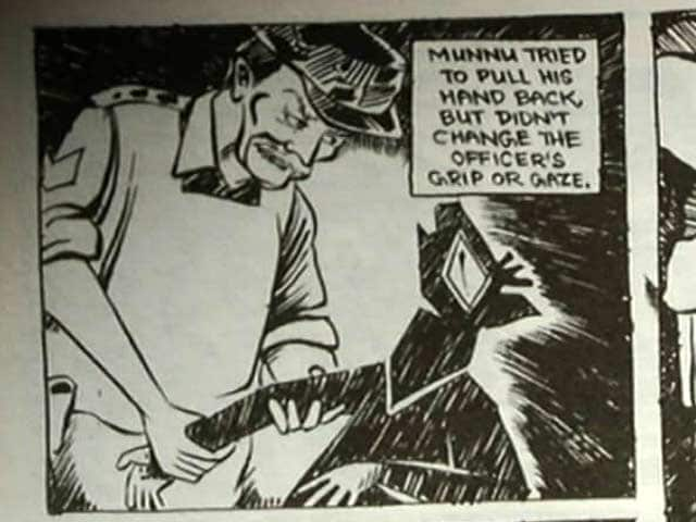 Art Matters: 'The Great Indian Graphic Novel'