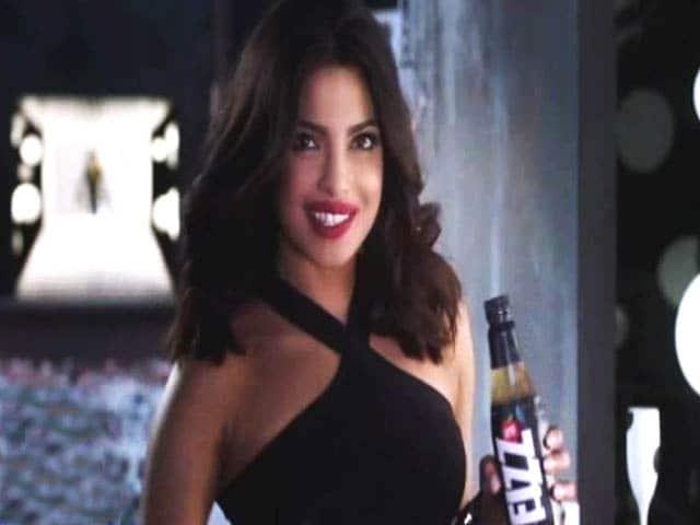 Video : Parle Agro Appoints Priyanka Chopra as Brand Ambassador