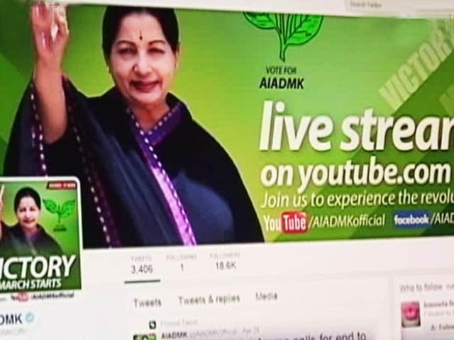Video : Chief Electoral Officers Ups Ante on Social Media for Tamil Nadu Polls