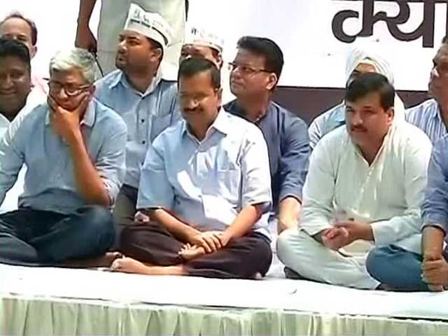 Video : PM Modi Doesn't Dare To Ask Sonia Gandhi About Agusta Scam: Kejriwal