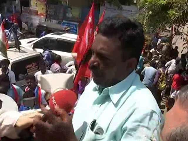 Video : We Have To Organise Dalits Politically, Says VCK's Thirumavalavan