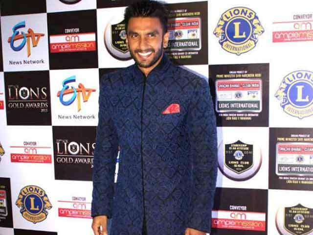 Ranveer Singh in Sanjay Leela Bhansali's Next Period Drama?