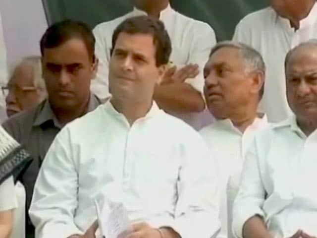 Videos : राहुल गांधी को बम से उड़ाने की धमकी, राजनाथ सिंह ने सुरक्षा का भरोसा दिलाया