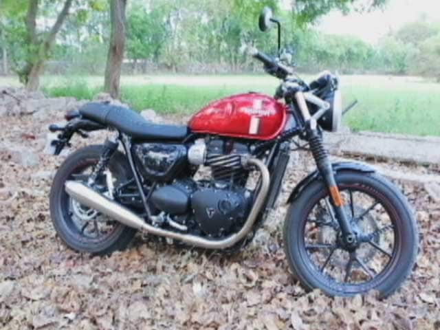 Video : New Bonnie in Town: Triumph Street Twin