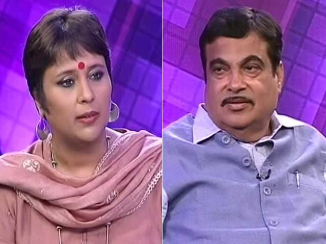 Video : Nitin Gadkari On His Lasting Truce With Arvind Kejriwal, Who He Once Sued