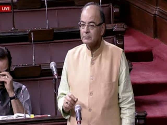 Video : Can't Gag PM, Says Finance Minister Amid Row Over Sonia Gandhi Remarks