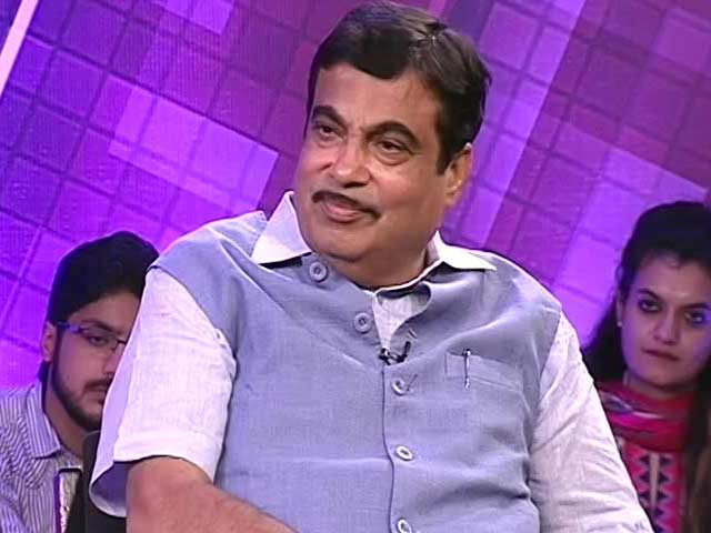 Video : Let Judges Join Politics If They Want To Do Our Job: Gadkari On Moving IPL