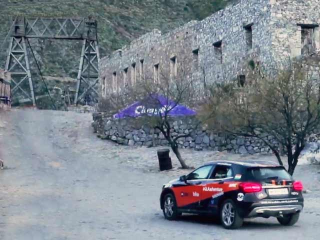 Video : #GLAadventure's Mexican Standoff at Puente De Ojuela