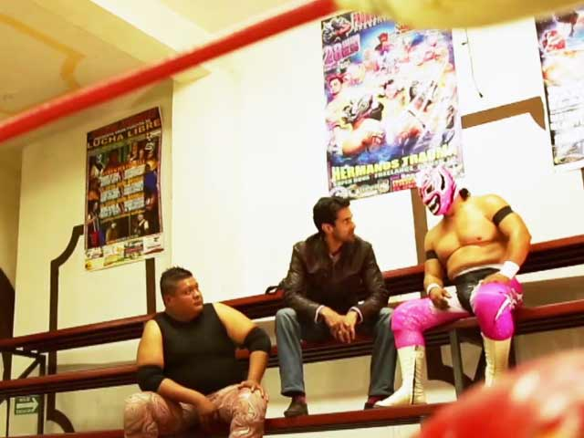 Video : Boom! #GLAadventure in the Traditional Lucha Libre Ring