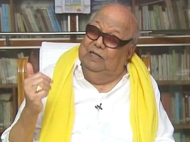 Video : Son Stalin As Chief Minister? Still My Turn, Says M Karunanidhi, 93
