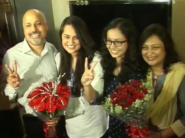 Video : Delhi's Tina Dabi Tops UPSC Exams, Kashmir Man In Second Slot