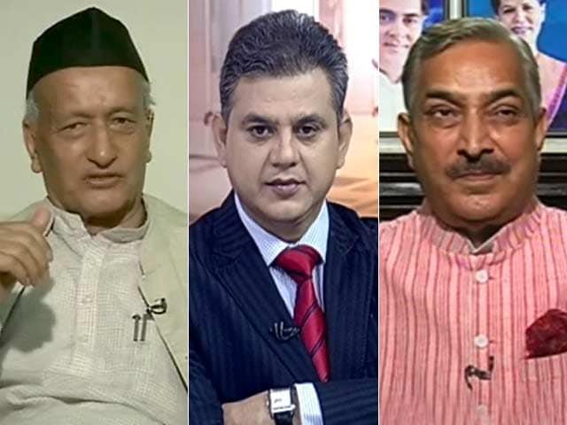 Videos : न्यूज प्वाइंट : क्या बीजेपी ने उत्तराखंड में सियासी गलती की?