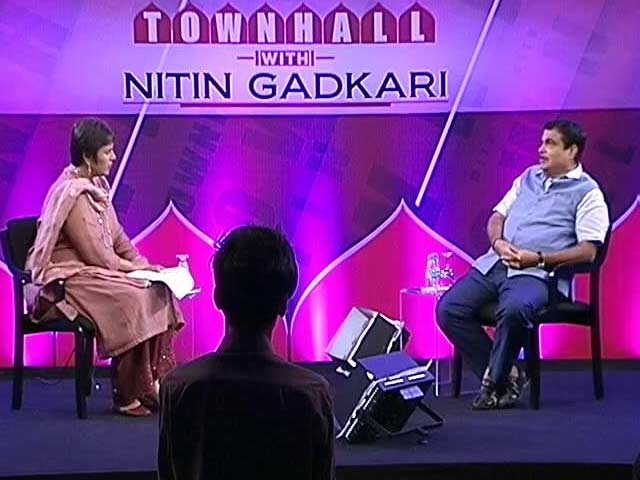 Video : Let Judges Quit And Contest Polls If They Want Our Job: Gadkari On IPL vs Drought