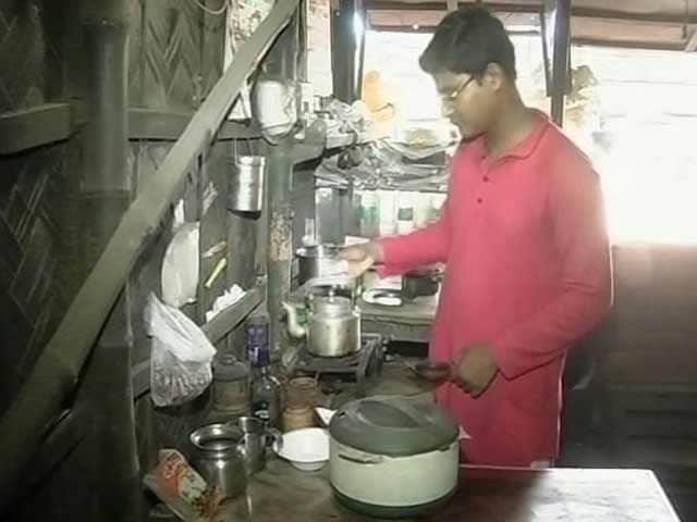 Video : In West Bengal, This Chaiwala Is Gunning To Be A Legislator