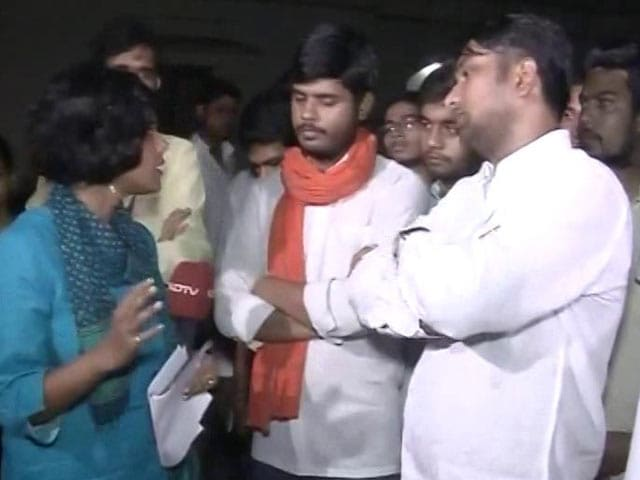 Video : FTII, JNU... Now Allahabad?