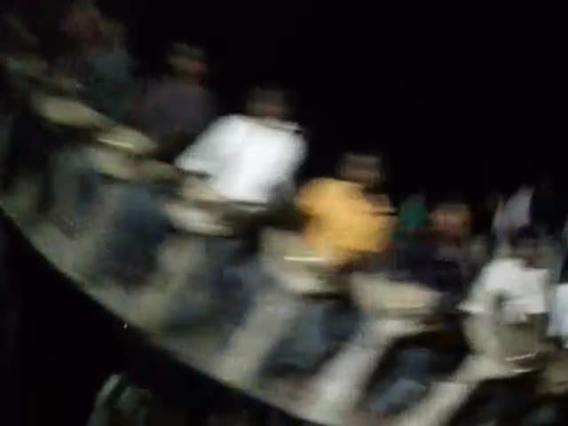 Video : Watch Disco Dancer, Tamil Nadu Theme Park Ride, Crash. 1 Dead