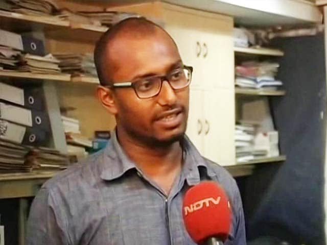 Video : 'Congress, Left Funded Protests Over Rohith Vemula's Death,' Says Student Leader