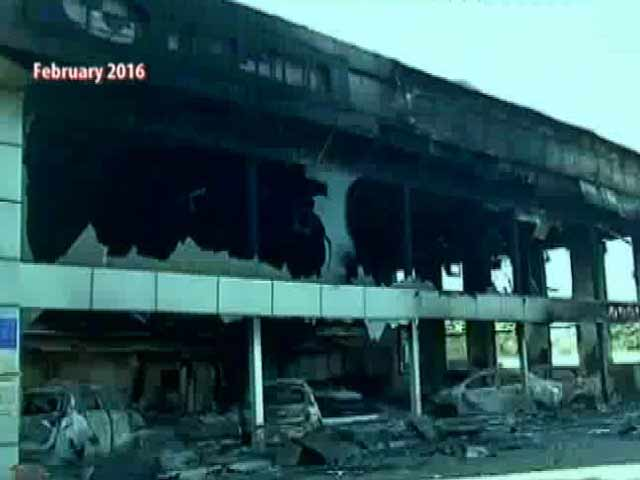 Video : Jat Agitation Violence: 90 Officials Indicted For Negligence