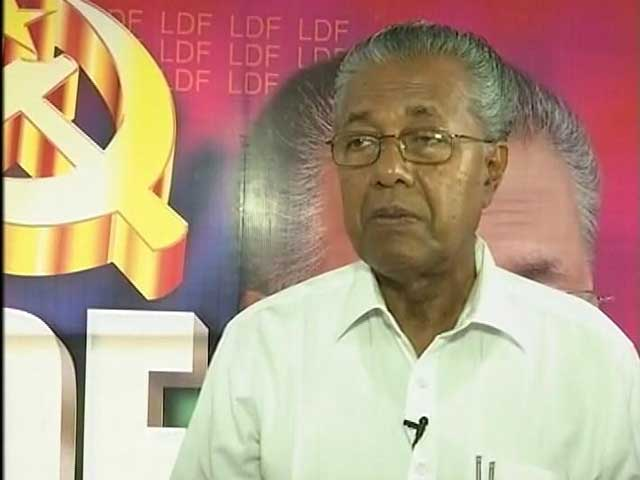 Video : Chief Minister Will Be Decided After Win: Pinarayi Vijayan