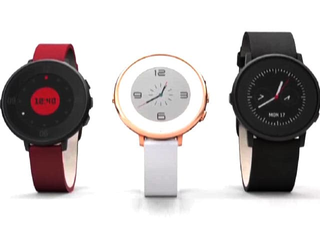 Gadget Guru Welcomes the Pebble to India