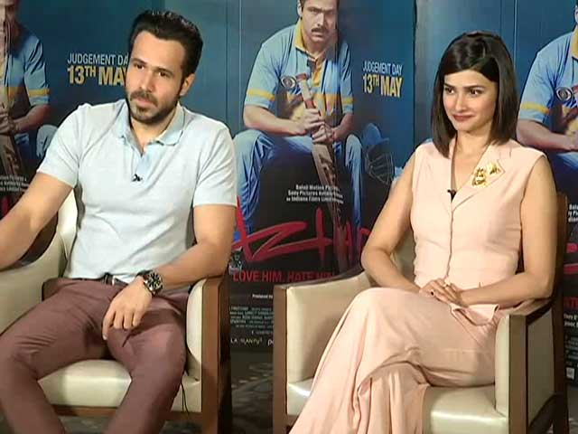 Emraan Hashmi's Azhar is an 'Unbiased' Biopic
