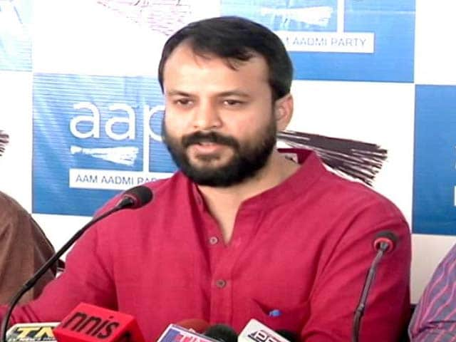 Video : AAP Questions NIA Credibility In 2008 Malegaon Blast Case