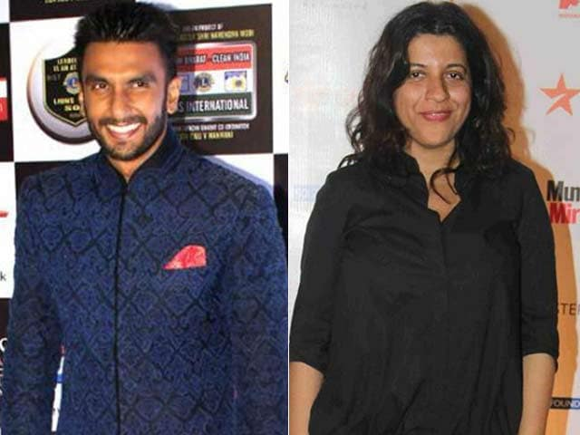 Ranveer Singh to Play Rapper in Next?