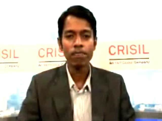 Video : Crisil Warns Of Pharma Export Slowdown
