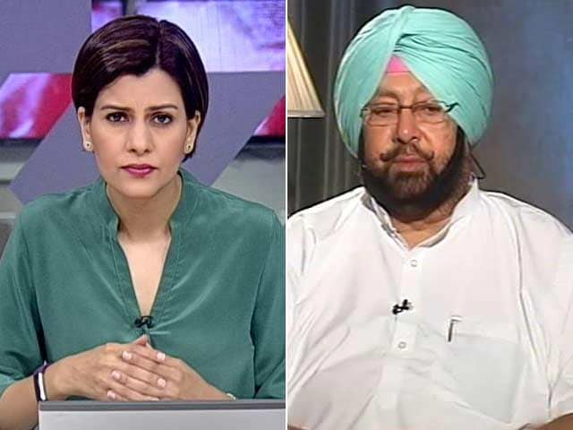 Video : All Well With Prashant Kishor: Amarinder Singh To NDTV