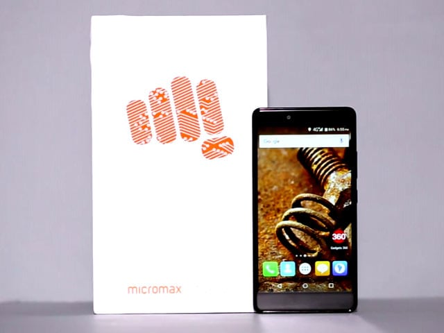 Video : Micromax Canvas 6 Pro Review