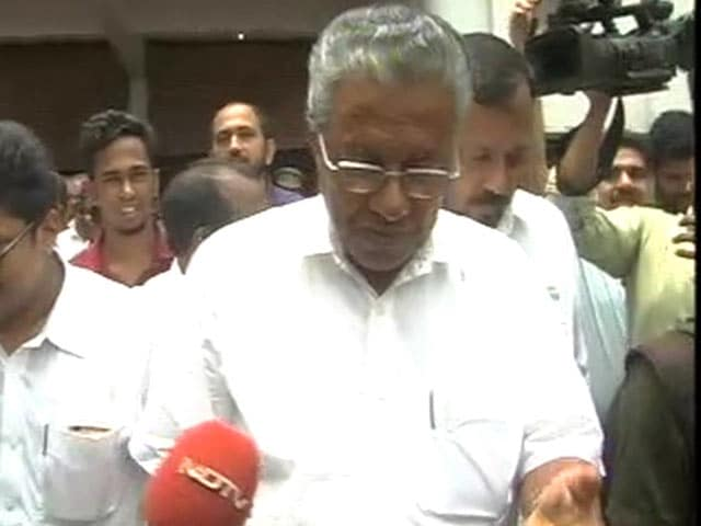 Video : Victory of People Against Corruption and Misrule of UDF: Pinarayi Vijayan