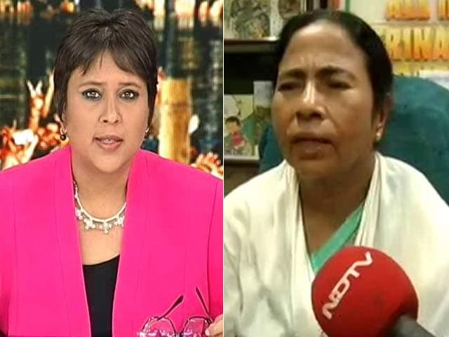 Video : 'I Am LIP, Not A VIP': Mamata Banerjee Tells NDTV on PM Ambition
