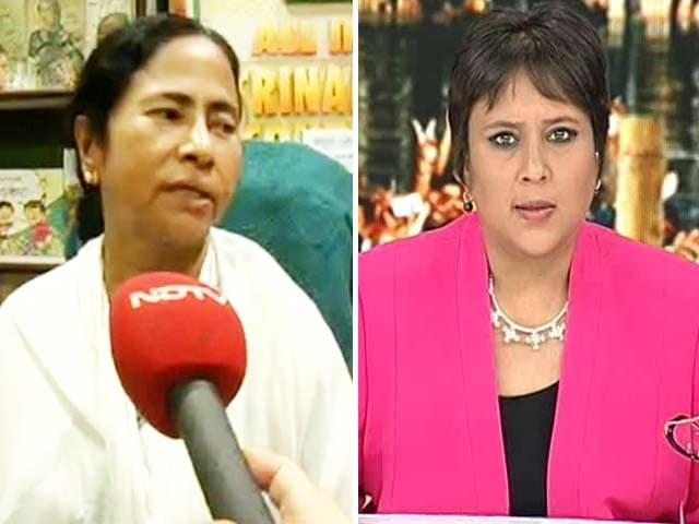 Video : PM Calling Me Is No Big Deal, Says Mamata Banerjee to NDTV