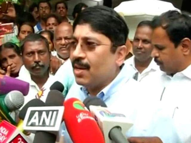 Video : Just No Proof, Says Judge, Ending Corruption Case Against Dayanidhi Maran