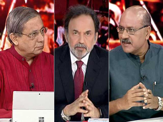 Video : Analysis Of Election Results 2016 With Prannoy Roy