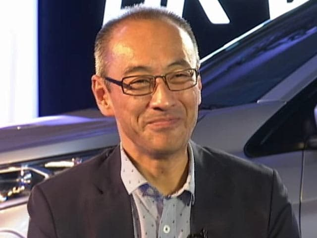 Video : Interview With Yoichiro Ueno President, CEO, Honda Cars India